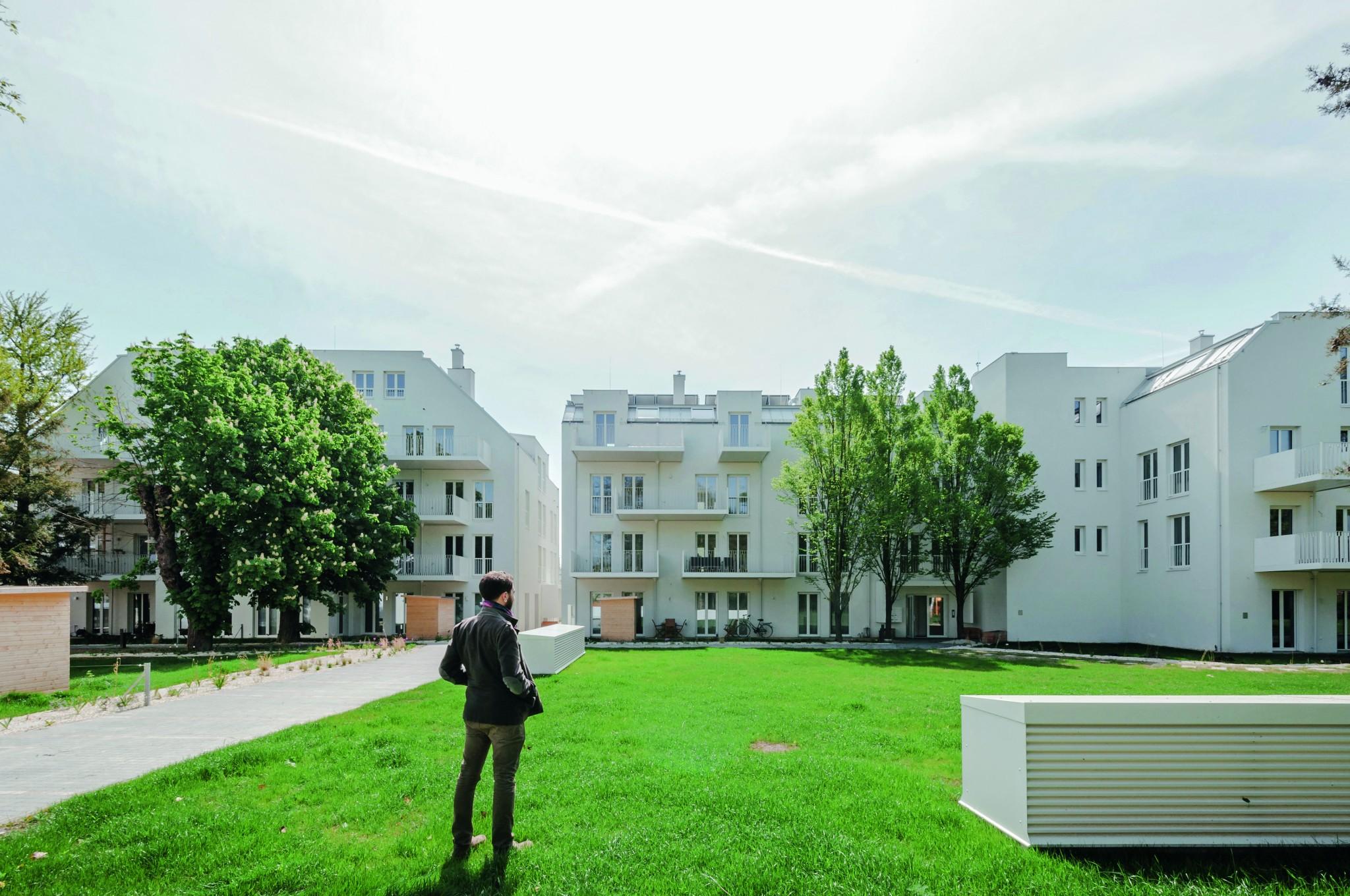 Außenküche Selber Bauen Wien : Umbau wohnhäuser gallgasse wien